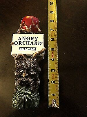 "ANGRY ORCHARD: Crisp Cider 8"" Shotgun MINI Beer Tap Handle"
