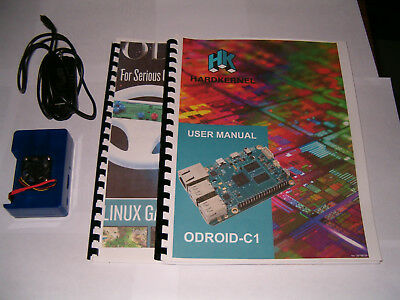 ODROID-C1 + Case + Power Supply Bundle