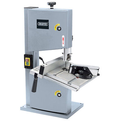 New Boxed Draper BS200A Two Wheel Tilt Table Bandsaw Band Saw 200mm Power Tool
