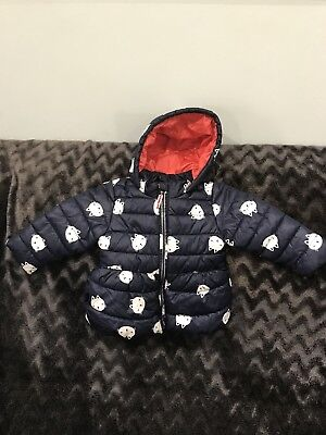 next girls coat 12-18 months