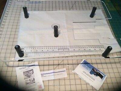 Sew Steady extension Table, 24 X18