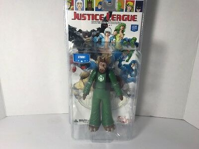 JLI Justice League International G'Nort 6in Action Figure DC Direct Toys Collect