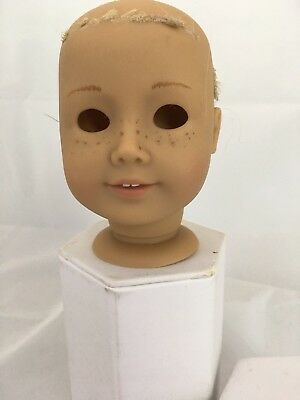 American Girl Kit head mold, parts, repair, custom, tlc