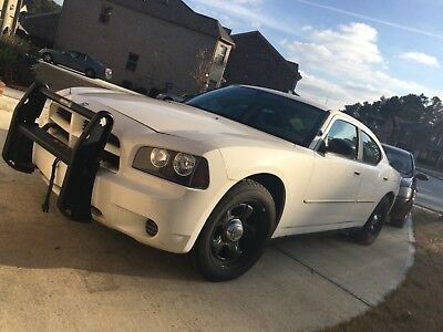 2007 Dodge Charger  Dodge Charger (Police Package)