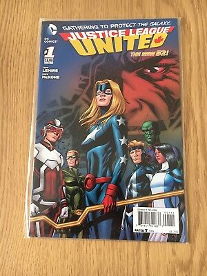 Justice League United #1