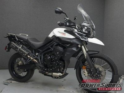 Triumph TIGER 800 XC W/ABS  2013 TRIUMPH TIGER 800 XC W/ABS Used