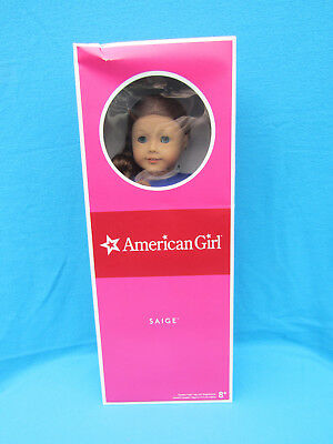 American Girl Doll SAIGE~NEW IN BOX