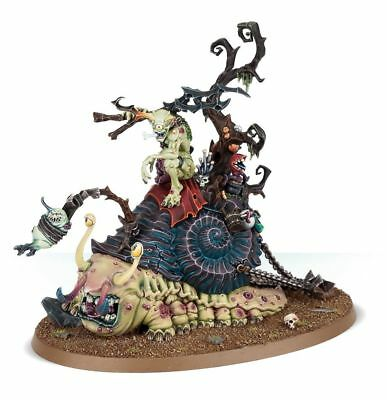 FREE POSTAGE! Horticulous Slimux Chaos Nurgle Blightwar, Age of Sigmar warhammer