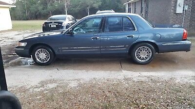 1998 Mercury Grand Marquis  No Car? Need Inexepensive Wheels?This is the Car for you! Must Sell.