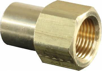 "3/8"" F Flare To 1/4"" Mpt"
