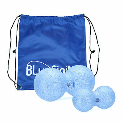 Massage Ball Duo Ball Fascia Massage Massage Roller for Back Spine Relaxation