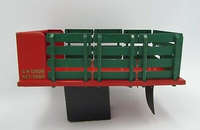 """1956 TONKA STAKE TRUCK BED 100% Original Untouched """"Stake Bed Only"""" Excellent"""