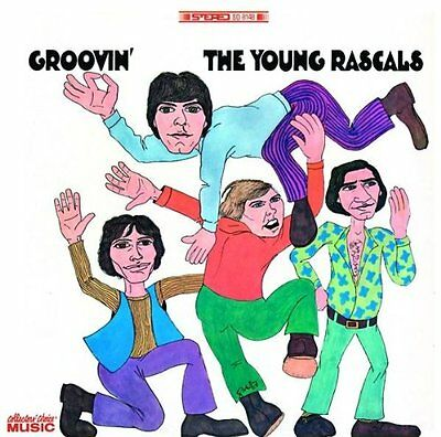 The Young Rascals ‎– Groovin' - CD New