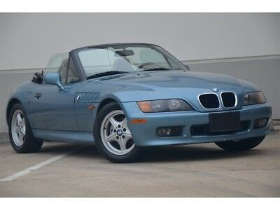 1997 Bmw Z3 1.9 5Spd Manual Low Miles Very Clean 1997 Bmw Z3 Roadster 1.9L 5Spd Manual Only 37K Low Miles Fresh Trade Extra Clean