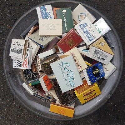 Vintage matches, coasters, matchboxes, collectible