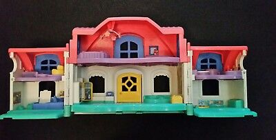 Fisher price little people House Pretend Play