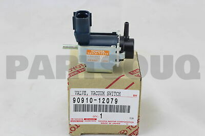 9091012079 Genuine Toyota VALVE ASSY, VACUUM SWITCHING 90910-12079