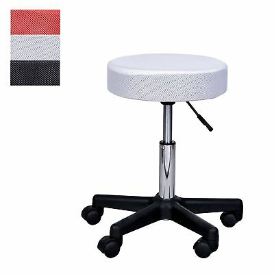 Massage Salon Spa Swivel Stool Beauty Facial Gas Lift Manicure Changeable Covers