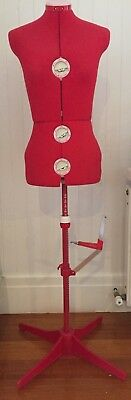 Dressmakers Mannequin Sewing Form Female Ladies Womens As New Never Used