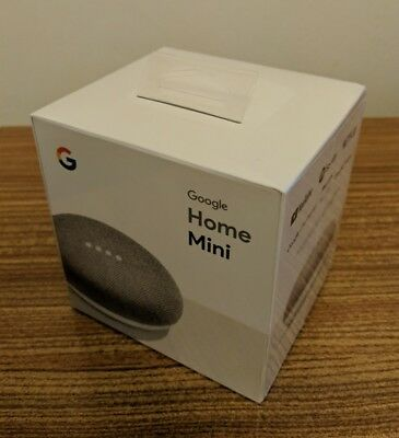 Google Home Mini -- Brand New  - White