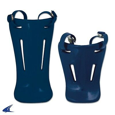 (110cm , Navy) - CHAMPRO CM06 THROAT GUARDS FOR HEADGEAR FACEMASK CM06 champro