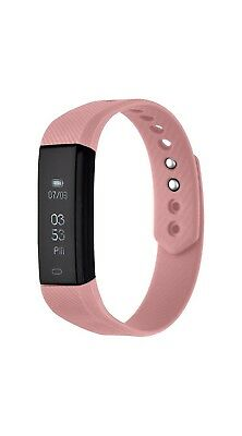 (Pink) - VeryFit Smart Band Watch Pink #03112.77755. Wired. Free Shipping