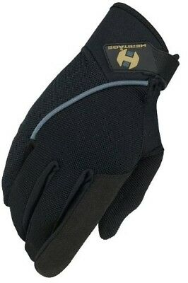 (6, Black) - Heritage Competition Glove. Heritage Products. Brand New