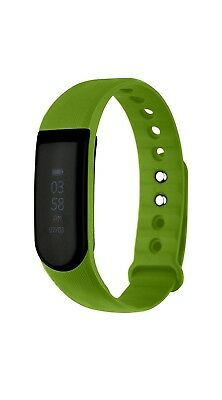 (Green) - VeryFit for Heart Rate Smart Band Watch Green #03185.77753. Wired