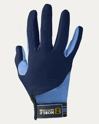 (5, Navy) - Perfect Fit Glove Mesh. Noble Outfitters. Free Shipping