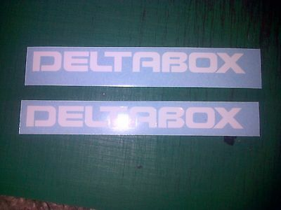 Deltabox Yamaha 170mm Fairing Decal Sticker R6 R1 All Colours