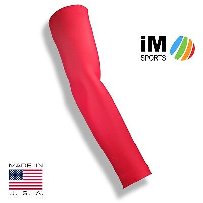 (X-Large / XX-Large, Red) - iM Sports THE ACE Baseball Pitching Compression