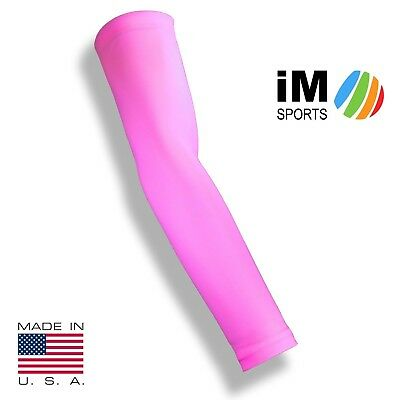 (XX-Small, Pink) - iM Sports THE ACE Baseball Pitching Compression Arm Sleeve