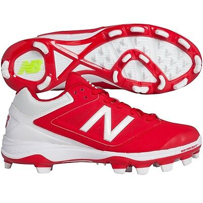 (6.5 B(M) US, Red/White) - New Balance Women's Sp4040r1. Free Shipping