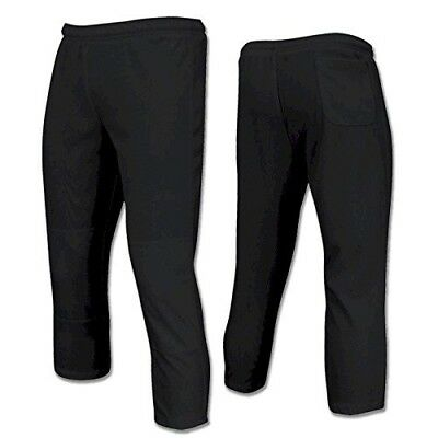 Champro Value Pull-Up Boys Baseball Pant, Black, Size X-Small. Delivery is Free