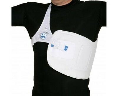 AERO P1 Adult Chest Protector, L - Ambidextrous. Free Shipping