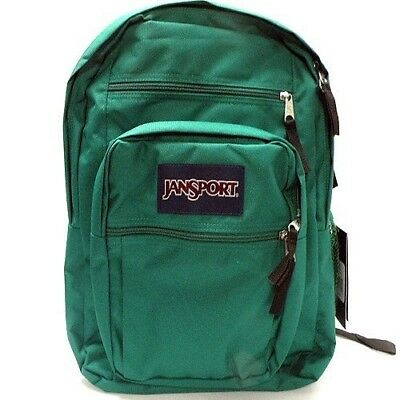 Jansport Classic BIG STUDENT BACKPACK - Amazon Green. Shipping is Free