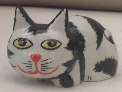 Lorna Bailey Cat Colourway Ginger 7/8 2001 Signed in gold