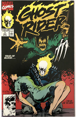 US Marvel Comics Ghost Rider Volume 2 Issue 7 November 1990 MINT Comic