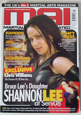 Martial Arts Illustrated Volume 20 Issue 12 May 2008