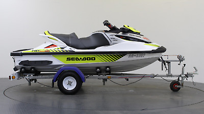 Sea Doo Rxt 300 Rs Low Hrs Fresh Water Use With 3Xlifejkts Vhf Radio Immaculate!