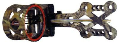 (AP) - Extreme Archery EXR 750 Sight with 4 Pin .019 Rheostat Light