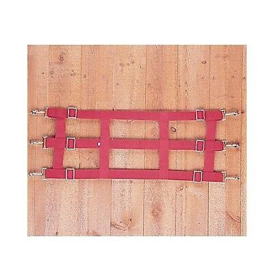 (Red) - Nylon Stall Guard Red. Other. Best Price