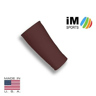 (Medium / Large, Brown) - iM Sports THE CUTTER Baseball Wrist Compression