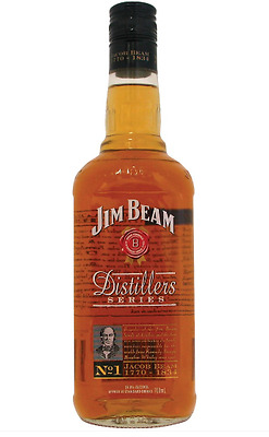 Jim Beam Distillers Series No 1 Limited Australian Edition