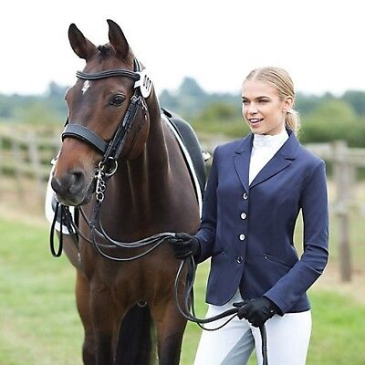 (6) - Equetech Jersey Competition Jacket. Shipping Included