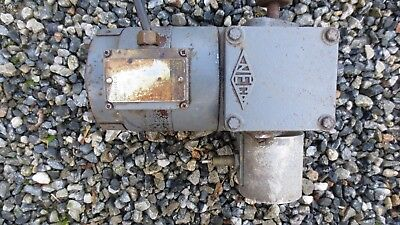 Neco 24volt Electric Reversing Motor And Gearbox