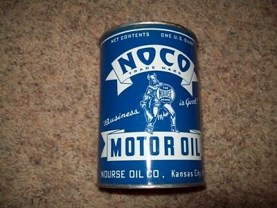 Noco Motor Oil Can
