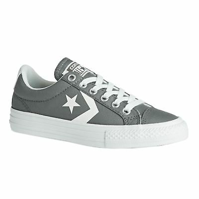 CONVERSE STAR PLAYER Ox Mason White Mens Trainers Shoes Unisex New ... 130d36004