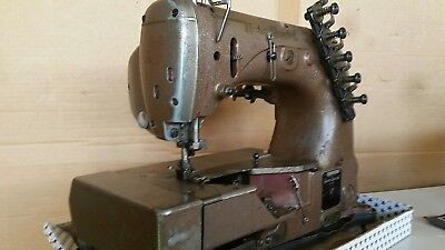Union Special 52800 Be Multi Needle Industrial Sewing Machine