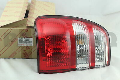 8156060600 Genuine Toyota LAMP ASSY, REAR COMBINATION, LH 81560-60600